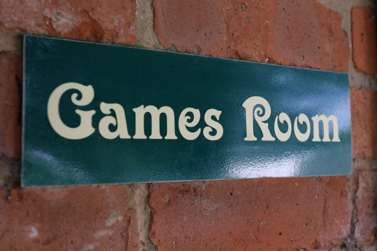 Children's Games Room