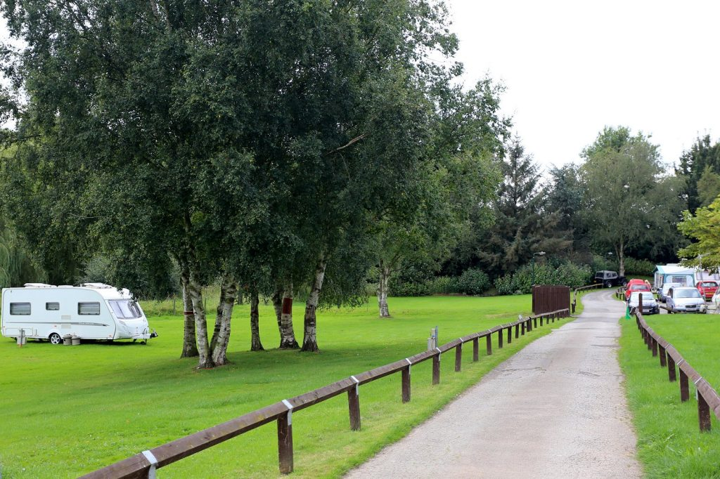 Cheap Caravan Site in Wrenbury